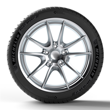 צמיגי מישלין  michelin 225/40zr18 92y pilot sport 4-3