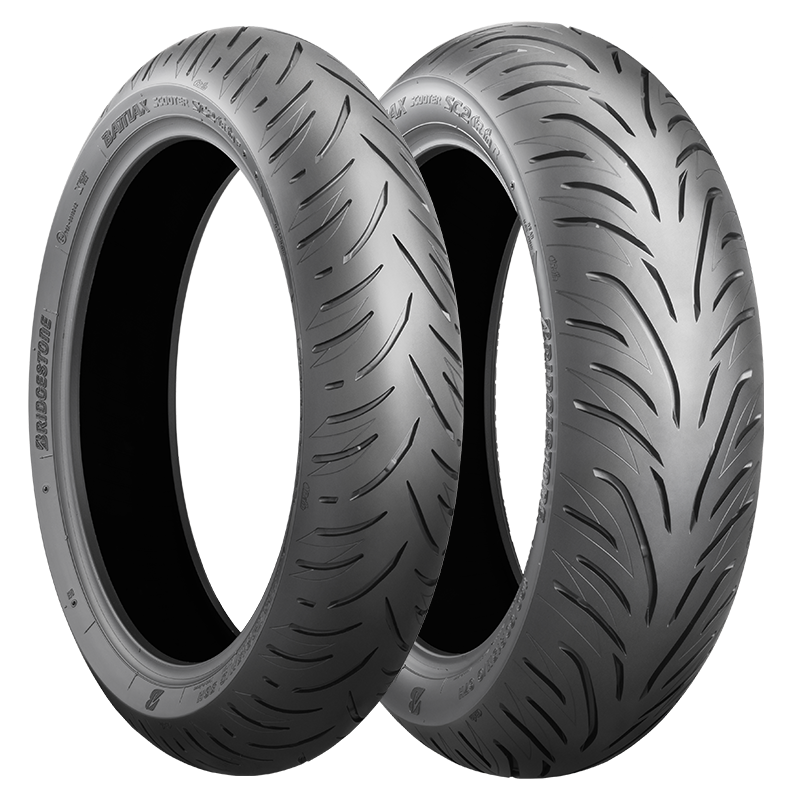 BRIDGESTONE BATTLAX SC2 SCOOTER 120/70R15