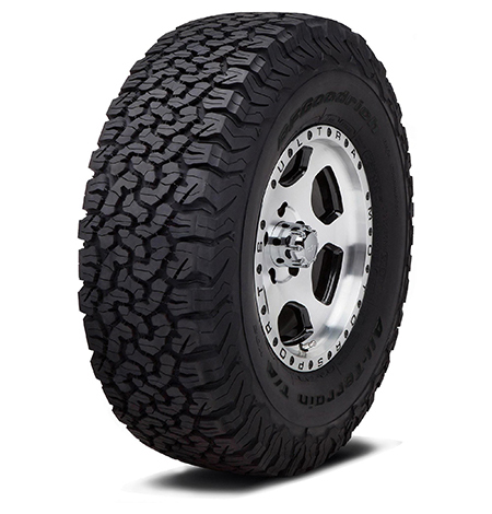 BF GOODRICH LT 285/65R18 125/122R AT/TA/KO2 LRE RWL-2