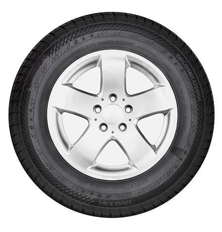 235/65R17 108V XL FR CrossContact ATR-3