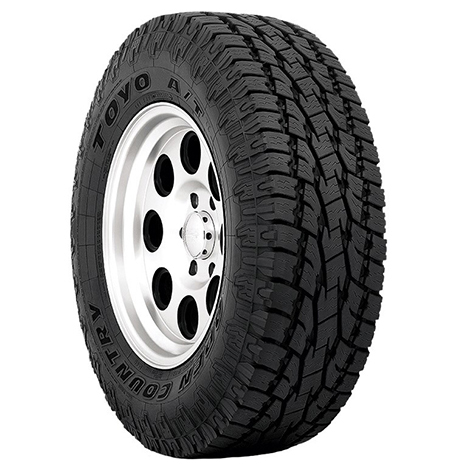 Toyo Open Country A/T Plus 120T T-2