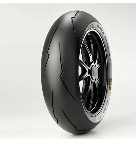 PIRELLI SUPERCORSA SP V2 180/55ZR17