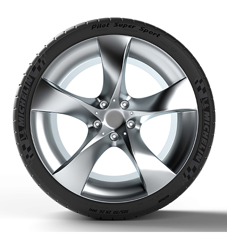 צמיגי מישלין  michelin 205/45zr17 88y xl pilot super sport x-3